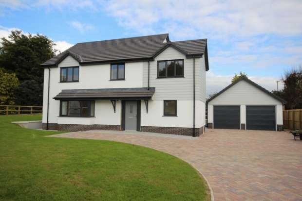 4 Bedrooms Detached House for sale in BURRINGTON UMBERLEIGH