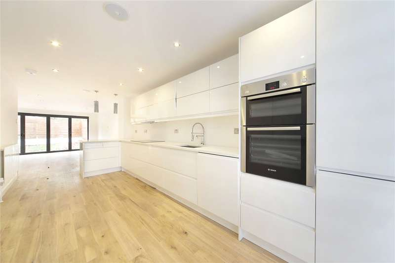 5 Bedrooms House for sale in Muir Drive, Wandsworth, London, SW18