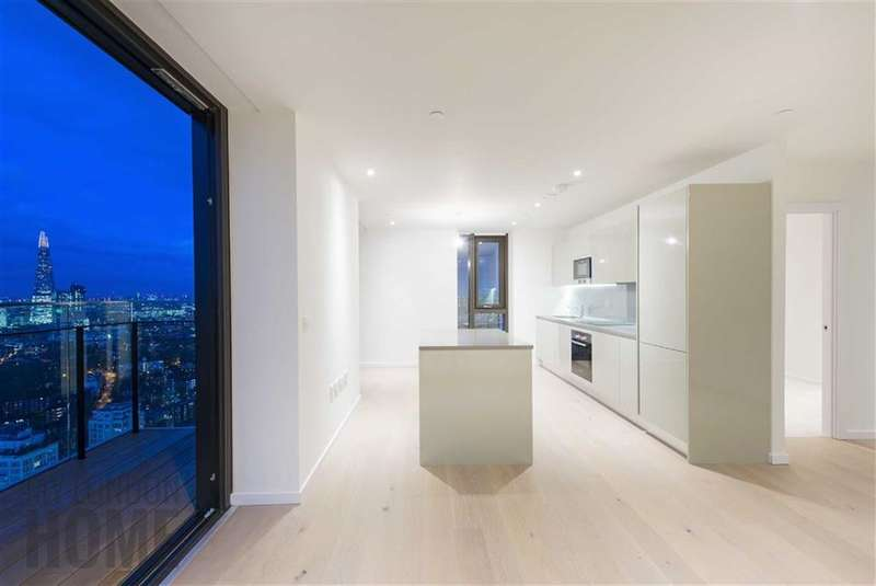 3 Bedrooms Property for sale in One The Elephant, 1 St Gabriel Walk, Elephant And Castle, London, SE1