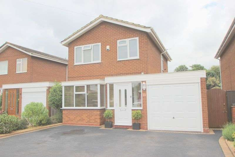 3 Bedrooms Detached House for sale in St. Marys Road, Stratford-Upon-Avon