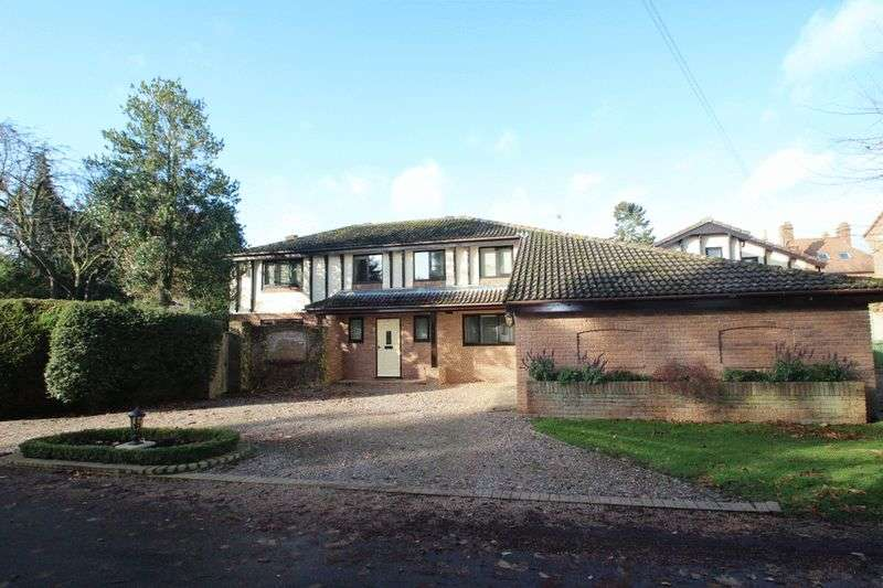 4 Bedrooms Detached House for sale in Brundall, NR13