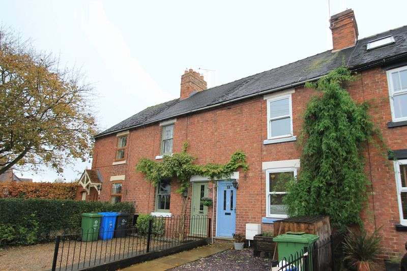 2 Bedrooms Terraced House for sale in Bellbrook, Penkridge, Stafford.