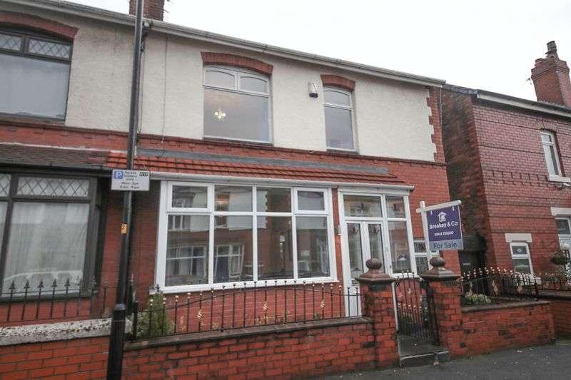 3 Bedrooms Semi Detached House for sale in Springfield Street, Swinley, Wigan