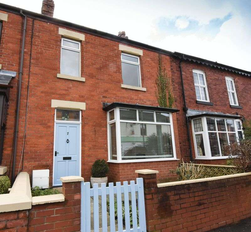 3 Bedrooms Terraced House for sale in Station Road, Croston