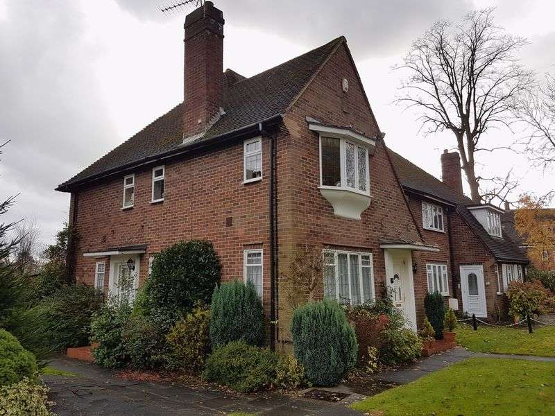 2 Bedrooms Maisonette Flat for sale in Rectory Close, Stanmore, Middlesex, HA7 2QY