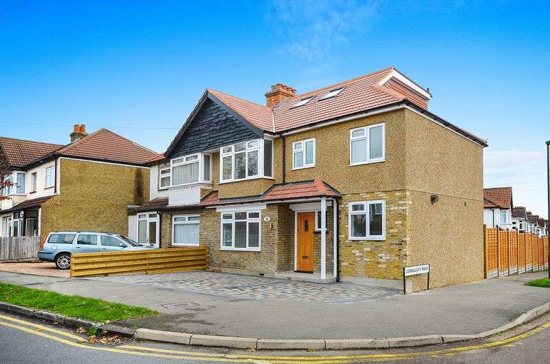 6 Bedrooms Semi Detached House for sale in Duke Of Edinburgh Road, Sutton