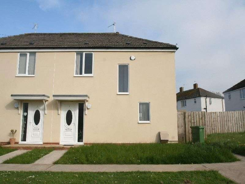 3 Bedrooms Semi Detached House for sale in Hudson Road, St Eval, Wadebridge