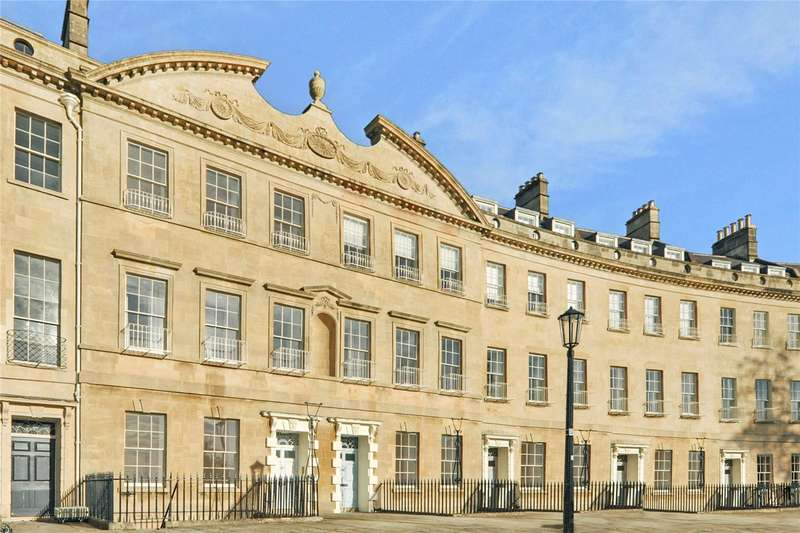 4 Bedrooms Flat for sale in Somerset Place, Bath, BA1