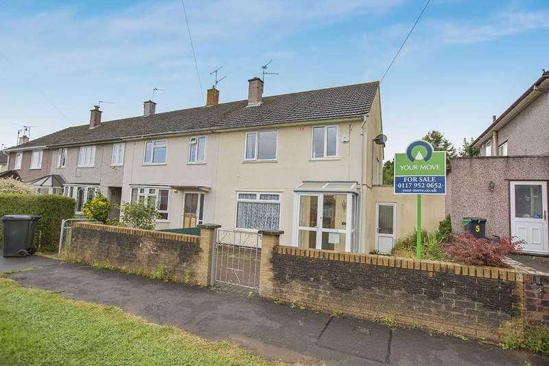 3 Bedrooms Semi Detached House for sale in ? Stoulton Grove, Bristol, BS10
