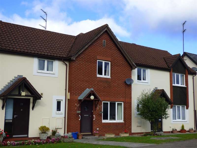 2 Bedrooms Terraced House for sale in Restway Wall, Garden City Way, Chepstow