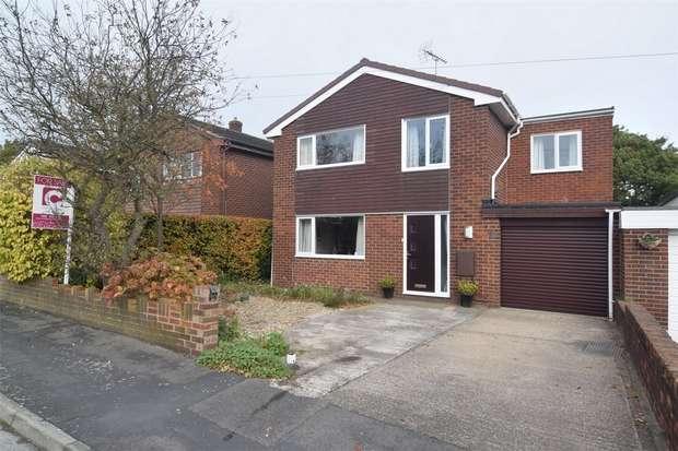 4 Bedrooms Detached House for sale in Oak Drive, Higher Kinnerton, Chester, Flintshire