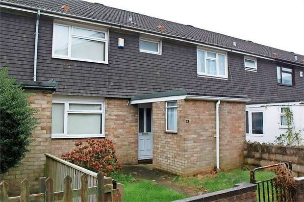 3 Bedrooms Terraced House for sale in Jourdain Road, Oxford