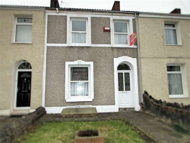 4 Bedrooms Terraced House for sale in The Ropewalk, Neath, Neath, West Glamorgan
