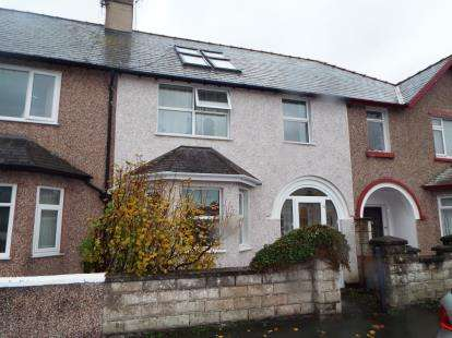 4 Bedrooms Terraced House for sale in Knowles Road, Llandudno, Conwy, LL30