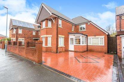 4 Bedrooms Detached House for sale in Springthorpe Road, Erdington, Birmingham, West Midlands