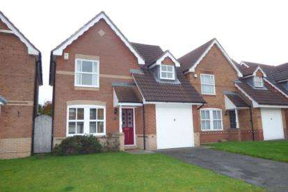 3 Bedrooms Detached House for sale in Hadleigh Close, Great Sankey, Warrington, Cheshire