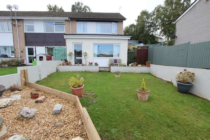 3 Bedrooms End Of Terrace House for sale in Belgrave Road, Newton Abbot