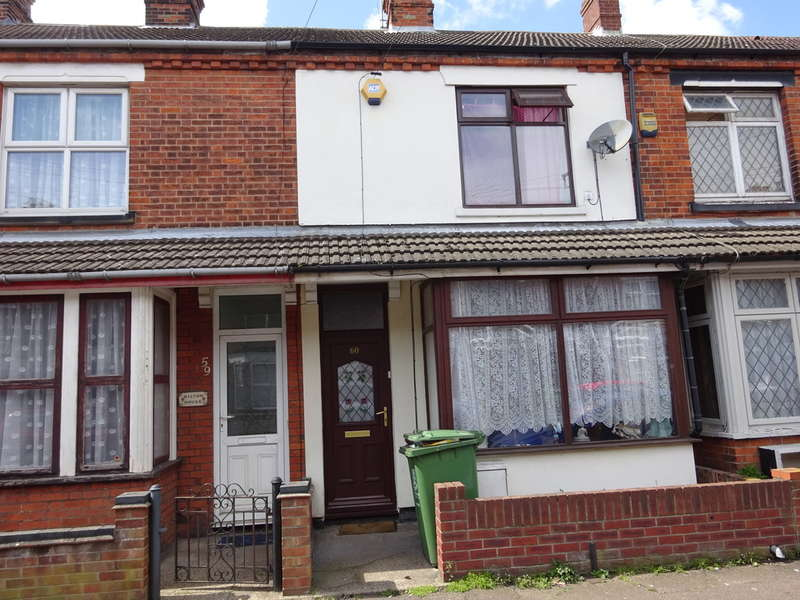 3 Bedrooms Terraced House for sale in Alderson Road, Great Yarmouth