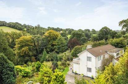 4 Bedrooms Detached House for sale in Perranwell Station, Truro, Cornwall