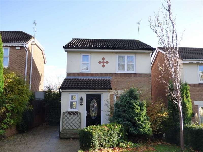 3 Bedrooms Property for sale in Launceston Close, Cherry Tree Gardens, Oldham, OL8