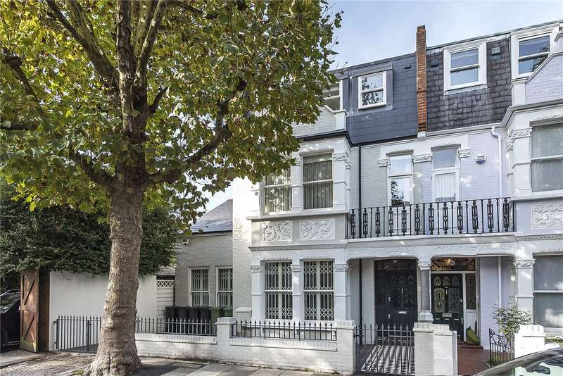 5 Bedrooms Semi Detached House for sale in Ellerby Street, London, SW6