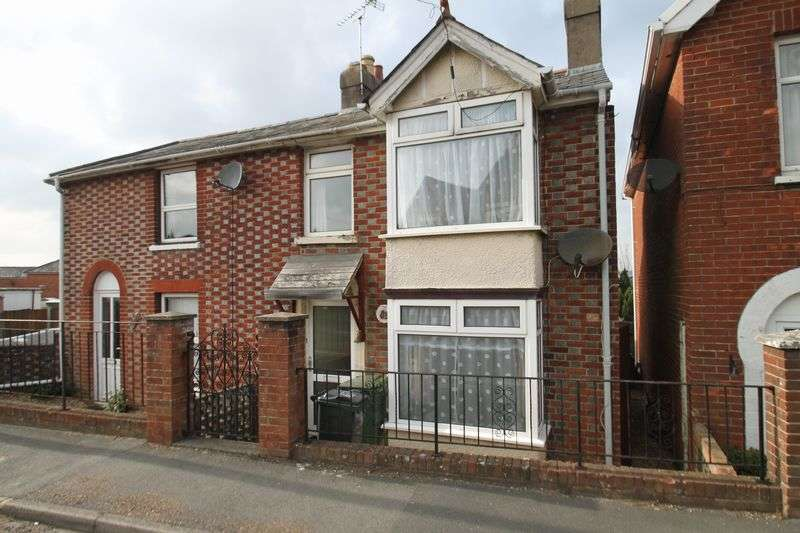 2 Bedrooms Semi Detached House for sale in Cross Lane, Newport