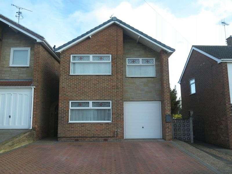 3 Bedrooms Detached House for sale in Farndale Road, Sutton-In-Ashfield