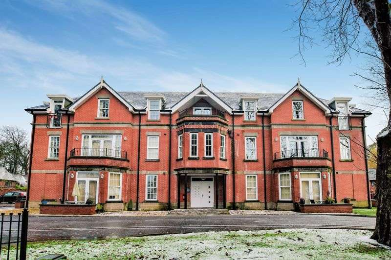 2 Bedrooms Flat for sale in Lever House, Greenmount Lane, Heaton, Bolton