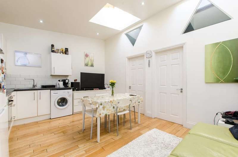 2 Bedrooms Flat for sale in Brunner Road, Walthamstow, E17