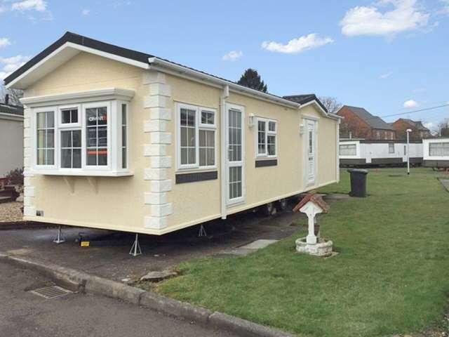 2 Bedrooms Detached Bungalow for sale in St Christophers Park, Ellistown