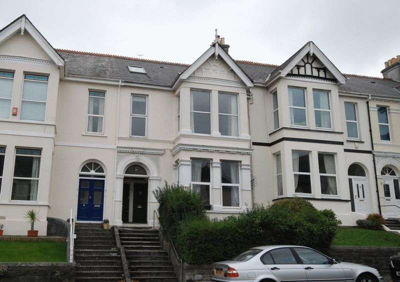 3 Bedrooms Flat for sale in Peverell Park Road, Peverell, Plymouth. An extremely spacious 3 bedroomed first floor flat in cracking spot!