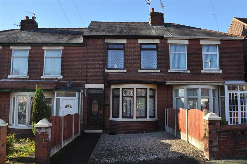 2 Bedrooms Terraced House for sale in Briercliffe Avenue, Stanley Park, Blackpool, FY3 9LY