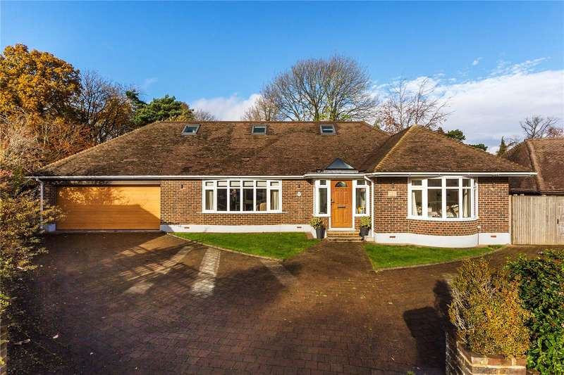 5 Bedrooms Detached House for sale in Chertsey Close, Kenley, CR8