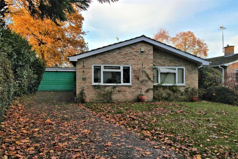 3 Bedrooms Detached Bungalow for sale in Firgrove, St. Johns, Woking, Surrey, GU21