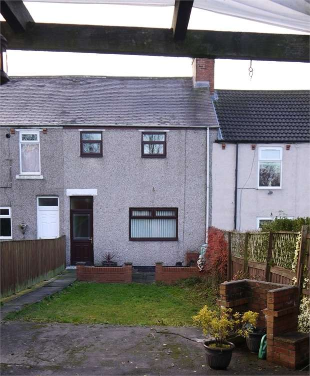 3 Bedrooms Terraced House for sale in Salvin Terrace, Fishburn, Stockton-on-Tees, Durham