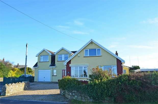 5 Bedrooms Detached House for sale in Broughton Road, Wick, Cowbridge, South Glamorgan