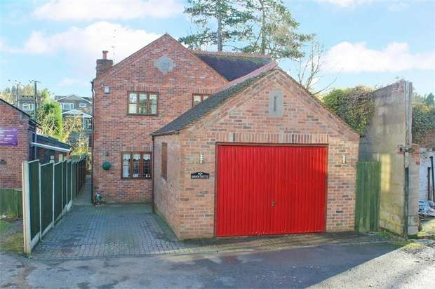 4 Bedrooms Detached House for sale in Wells Place, Cleobury Mortimer, Kidderminster, Shropshire