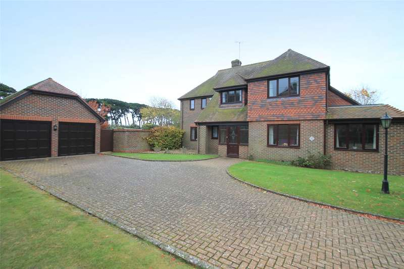 5 Bedrooms Detached House for sale in East Drive, Ham Manor, Angmering, BN16