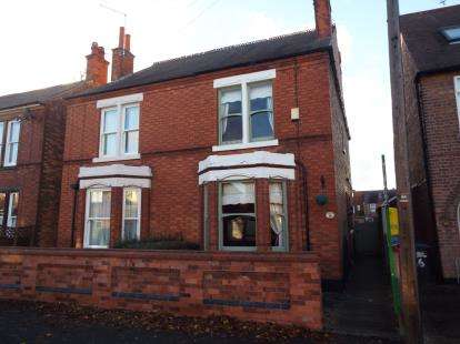 3 Bedrooms Semi Detached House for sale in Cleveland Avenue, Long Eaton, Nottingham