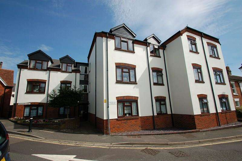 1 Bedroom Flat for sale in Alverstoke Court, Church Road, GOSPORT