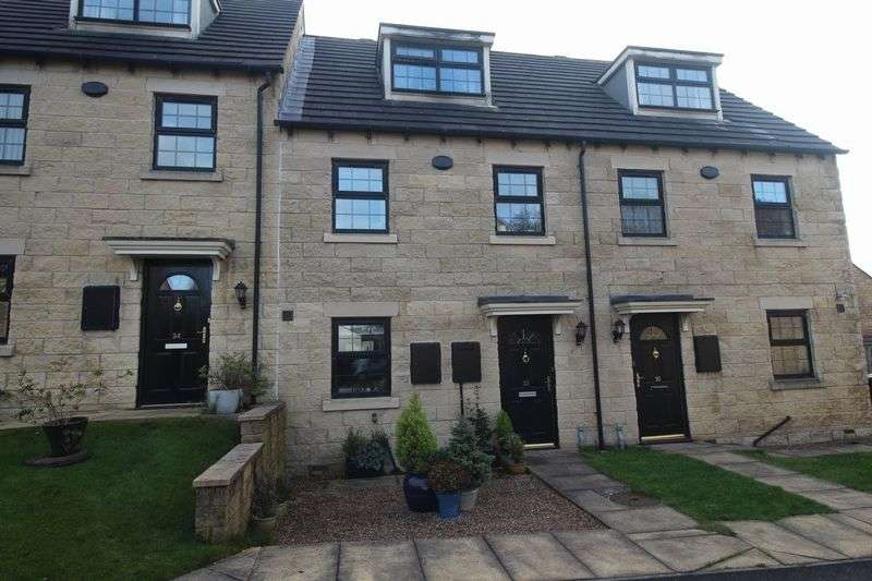 3 Bedrooms House for sale in Fell Grove, Huddersfield