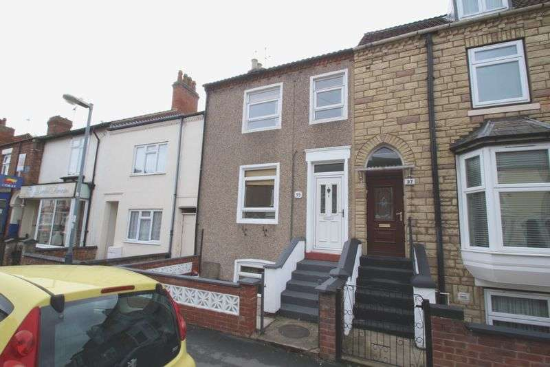 2 Bedrooms Terraced House for sale in Bridget Street, Rugby