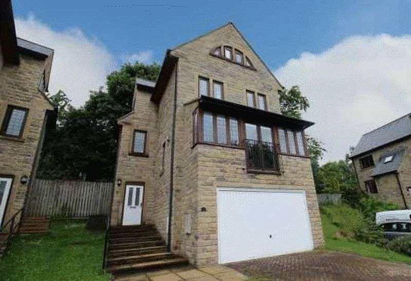 5 Bedrooms Property for sale in Stonecroft Mount, Sowerby Bridge