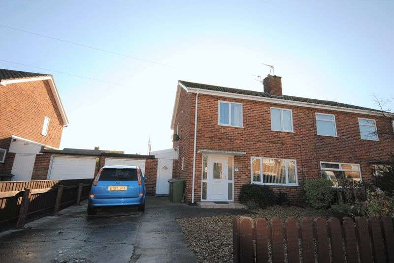 3 Bedrooms Semi Detached House for sale in Frobisher Road, Leasowe