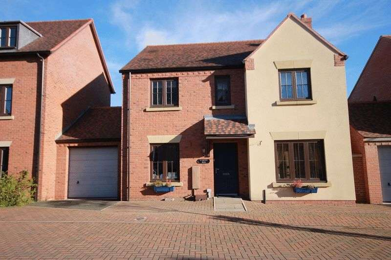 4 Bedrooms House for sale in Yewtree Moor, Telford