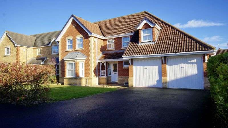4 Bedrooms Detached House for sale in MORALEE CLOSE Haydon Grange