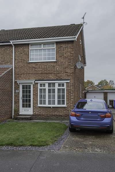 2 Bedrooms Semi Detached House for sale in Maplewood Avenue, Hull, East Yorkshire, HU5