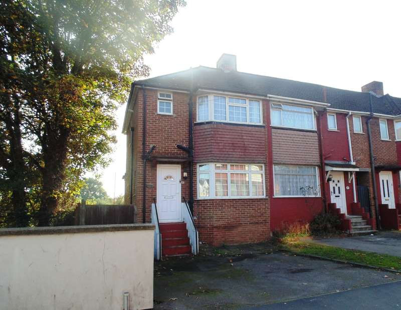 3 Bedrooms Semi Detached House for sale in Regents Park , Southampton
