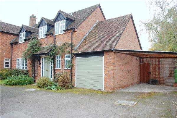 3 Bedrooms Semi Detached House for sale in Arrow Grange, Alcester, Alcester
