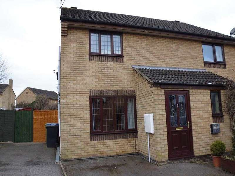 3 Bedrooms Semi Detached House for sale in Langdale Close, Chesterfield